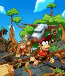 5_toes aircraft airplane ape avian barefoot bird brown_fur clothing diddy_kong donkey_kong donkey_kong_(series) fur hat hi_res jungle male mammal matiz1994 monkey necktie nintendo penguin primate toes video_games   Rating: Safe  Score: 5  User: Cαnε751  Date: April 22, 2015