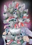 animal_humanoid anthro bizarre blue_eyes canine cerberus chest_tuft clothed clothing dog dog_humanoid edmol fear forced forced_transformation human_to_anthro humanoid jacket male mammal monster multi_ear multi_eye multi_face multi_head multi_snout mutation nightmare_fuel open_jacket open_mouth open_shirt scared shocked snout solo stomach_mouth surprise sweat sweatdrop tongue tongue_out transformation tuft unbuttoned what what_has_science_done wide_eyed wolf wolf_humanoid worriedRating: SafeScore: 0User: PastelMutantDate: June 19, 2018