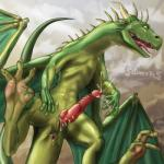2011 4_toes after_masturbation animal_genitalia animal_penis anus butt claws cum cum_drip cum_in_ass cum_inside cum_on_hand cum_on_penis cum_string cumshot digital_media_(artwork) digitigrade dragon dripping drooling erection feral gaping gaping_anus genital_slit green_scales hindpaw horn knot leaking lizard male nude open_mouth orgasm pawpads paws penis reptile salireths saliva scales scalie sharp_teeth signature simple_background slit solo spiked_penis spikes spines spread_legs spreading teeth text toe_claws toes tongue tongue_out unusual_penis wings yellow_eyes  Rating: Explicit Score: 12 User: zergrush Date: March 30, 2016