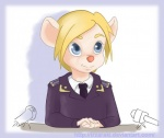 animal_ears anthro blue_eyes chip_'n_dale_rescue_rangers cute disney female gadget_hackwrench hair long_hair mammal microphone mouse natalia_poklonskaya portrait rodent solo uniform vylfgor   Rating: Safe  Score: 3  User: metalslayer777  Date: March 23, 2014