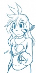 anthro breasts chest_tuft crying feline female flora_(twokinds) fur mammal sad sketch solo tears tiger tom_fischbach tuft twokinds   Rating: Safe  Score: 7  User: Ciderlove  Date: January 02, 2015