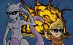 blonde_hair cool_guys_don't_look_at_explosions crossover duo earthbound_(series) explosion eyewear hair human legendary_pokémon lucas male mammal mewtwo nintendo pokémon sunglasses super_smash_bros video_games   Rating: Safe  Score: 9  User: Juni221  Date: April 20, 2015