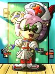 amy amy_rose cosplay dress_up female hedgehog jumpjump kidnapped male mammal medical scared sonic_(series)  Rating: Questionable Score: 0 User: JUMPJUMP Date: July 25, 2015