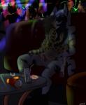 2014 anal anal_penetration anthro anus back balls dark duo eyes_closed feline female fur hyena male male/female mammal narcotic_sprinkles nude penetration penis rave rinara_solarin serval sex striped_hyena white_fur  Rating: Explicit Score: 15 User: TonyLemur Date: October 20, 2014