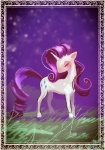 cmaggot cutie_mark equine eyes_closed female feral friendship_is_magic hair horn mammal my_little_pony outside portrait purple_hair rarity_(mlp) solo unicorn  Rating: Safe Score: 3 User: Sods Date: February 05, 2013