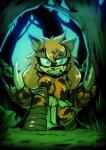 anthro badger big_breasts bigdad blue_eyes breasts clothing female mammal mustelid solo sonic_(series) sonic_boom sticks_the_jungle_badgerRating: QuestionableScore: 1User: WhiteWhiskeyDate: August 20, 2017