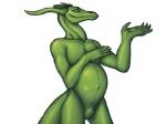 anthro belly claws dragon geisteskrank horn male male_pregnancy navel nude pose pregnant solo   Rating: Questionable  Score: 2  User: Cynoce  Date: August 29, 2013