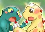 <3 blush cub dinosaur duo hearto lighto male source_request unknown_artist you_are_umasou young  Rating: Safe Score: 5 User: zidanes123 Date: December 05, 2014