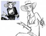 2015 anthro big_breasts breasts cleavage clothed clothing equine female hair hat huge_breasts looking_at_viewer mammal plain_background shrug solo tomol6   Rating: Safe  Score: 2  User: imnotevenafurry  Date: April 21, 2015
