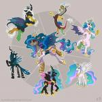 2015 changeling discord_(mlp) draconequus equine female feral friendship_is_magic fusion hexafusion holes horn karol_pawlinski male mammal my_little_pony princess_celestia_(mlp) queen_chrysalis_(mlp) shrug winged_unicorn wings  Rating: Safe Score: 24 User: 2DUK Date: October 30, 2015