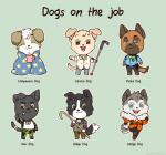 anthro band-aid canine chibi cigarette clothed clothing cute dog english_text eyes_closed german_shepherd golden_retriever group humon husky male mammal open_mouth shih_tzu smile text   Rating: Safe  Score: 11  User: Pokelova  Date: February 20, 2015