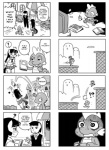 4koma anthro anthrofied blush book clothed clothing comic controller dialogue dragon english_text equine female friendship_is_magic horn horse humor male mammal mario_bros monochrome my_little_pony nintendo pony scalie shepherd0821 shirt shocked spike_(mlp) text twilight_sparkle_(mlp) unicorn video_games yoshi young   Rating: Safe  Score: 12  User: Anonymous_Jr  Date: August 31, 2012