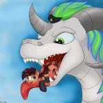 2019 absurd_res alternate_species cybernetics cyborg digital_media_(artwork) dragon dragonification duo earth_pony equid equine female female_prey feral hair hi_res horn horse machine male male_pred mammal my_little_pony nude open_mouth pony rubiont-47 saliva simple_background smile tongue tongue_out tree_time vore willing_vore wireless_fuzzRating: QuestionableScore: 1User: Rubiont-47Date: January 14, 2019
