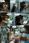 anthro balls canine clitoris comic duo erection female kinojaggernov male male/female mammal mustelid oral otter penetration penis pussy sex vaginal vaginal_penetration wolf   Rating: Explicit  Score: 8  User: h4x0r  Date: April 02, 2015