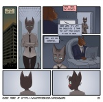 blush boss cat comic duo equine feline james_howard male mammal max office suit  Rating: Safe Score: 13 User: onilink0 Date: October 10, 2015