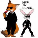 2016 anthro canine disney eyewear female food fox fur glasses grey_fur judy_hopps lagomorph long_ears male mammal nick_wilde orange_fur popsicle rabbit size_difference zootopia らじ代  Rating: Safe Score: 3 User: Vallizo Date: May 06, 2016