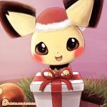 christmas gift holidays lumineko nintendo pichu pokémon video_games  Rating: Safe Score: 3 User: lumineko Date: November 29, 2015