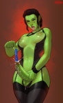 2013 <3 alien areola balls beads big_breasts big_penis black_hair bodysuit bracelet breasts brown_hair clothing cum cumshot dickgirl digital_media_(artwork) dotted_background dripping erection facial_markings garter_belt green_body green_nipples green_skin hair half-closed_eyes humanoid_penis incase insertion intersex jewelry legwear looking_down markings masturbation mirialan navel nipples not_furry open_mouth open_shirt orgasm penetration penis piercing precum red_background red_eyes rubber saliva sex_toy shiny shirt short_hair simple_background skinsuit solo sounding standing star_wars stockings tattoo textured_background tongue tongue_piercing unzipped urethral urethral_bulge urethral_insertion urethral_penetration voluptuous wide_hips zipper  Rating: Explicit Score: 22 User: Peekaboo Date: July 02, 2013