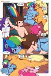 anthro anthrofied applejack_(mlp) armpits bdsm blonde_hair blue_eyes blue_fur blush breasts brown_hair comic crossover cunnilingus dialogue dipper_pines disney english_text equine eyewear female female/female friendship_is_magic fur glasses gravity_falls green_eyes hair hi_res horn human magic male male/female mammal multicolored_hair my_little_pony navel nipple_suck nipples nude oral orange_fur outside pegasus pink_fur pink_hair pinkie_pie_(mlp) purple_hair rainbow_dash_(mlp) rainbow_hair rarity_(mlp) sex shadowfenrirart sucking text tree unicorn vaginal white_fur wings  Rating: Explicit Score: 27 User: Googlipod Date: April 10, 2016
