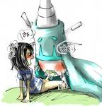 balls bamboo bangs bestiality black_hair blunt_bangs blush bottomless celesteela clothed clothing digital_media_(artwork) doneru duo fellatio female feral flora_fauna green_mouth green_tongue hair hair_sticks hands_behind_back hime_cut horn human human_on_feral humanoid interspecies japanese_text kemono long_hair long_neck male mammal nintendo oral penis plant pokémon pokémon_trainer poképhilia sex shirt short_hair simple_background sitting size_difference sweat teal_hair text tongue tongue_out ultra_beast video_games white_background white_hornRating: ExplicitScore: 2User: SchuppoDate: May 22, 2017