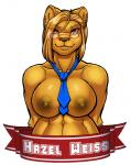 2015 alpha_channel anthro areola big_breasts breasts erect_nipples eyewear feline female glasses hazel_weiss lion looking_at_viewer mammal max_blackrabbit navel nipples smile solo   Rating: Questionable  Score: 16  User: Robinebra  Date: March 01, 2015