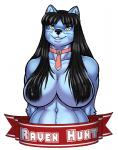 2015 alpha_channel anthro areola big_breasts breasts canine erect_nipples female mammal max_blackrabbit nipples raven_hunt solo wolf   Rating: Questionable  Score: 8  User: Robinebra  Date: March 01, 2015