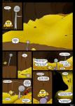 ambiguous_gender cave comic dialogue dink dragon english_text feline gold male mammal slypon surprise text tig treasure   Rating: Safe  Score: 14  User: TheHuskyK9  Date: March 14, 2015