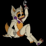 2016 animatronic balakirevava canine female five_nights_at_freddy's five_nights_at_freddy's_world fox glowing glowing_eyes hindpaw hook lolbit_(fnaf) machine mammal paws robot solo video_games  Rating: Safe Score: 0 User: Vallizo Date: January 27, 2016