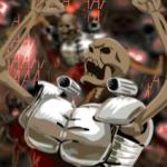 1:1 angry animated armor bone doom english_text epilepsy_warning meme not_furry revenant screaming skeleton solo source_request text undead unknown_artist video_gamesRating: SafeScore: 62User: NujiDate: April 30, 2017