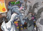 69 anus balls claws dragon erection eyes_closed hair hair_over_eye horn male male/male nude oral penis perineum pinball pinball_machine raised_leg ryoken scalie sex timoran wings  Rating: Explicit Score: 13 User: HoboAssassin Date: September 20, 2015