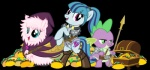 2015 armor blue_eyes boots box clothing dragon equestria_girls equine fan_character female fluffle_puff food footwear friendship_is_magic gem green_eyes group horse male mammal melee_weapon my_little_pony pixelkitties polearm pony purple_eyes robe scalie slit_pupils sonata_dusk_(eg) spear spike_(mlp) taco weapon  Rating: Safe Score: 3 User: 2DUK Date: February 19, 2015""