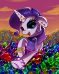 equine female feral friendship_is_magic gem horn jewels mammal my_little_pony rarity_(mlp) solo unicorn   Rating: Safe  Score: 8  User: Kholchev  Date: May 31, 2012