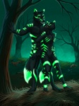 2012 anthro bioluminescence black_spiral_dancer canine corpse crinos death digital_media_(artwork) duo_focus facial_markings fangs female garou glowing glowing_eyes glowing_markings green_eyes group hyhlion male mammal markings noxious_(vermiis) radioactive sibling toxic_(vermiis) twins were werewolf wolf  Rating: Safe Score: 21 User: thisizafaykename Date: July 16, 2013