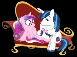 2014 alpha_channel cute dm29 duo equine female feral friendship_is_magic horn male mammal my_little_pony princess_cadance_(mlp) shining_armor_(mlp) smile unicorn winged_unicorn wings   Rating: Safe  Score: 8  User: Robinebra  Date: August 22, 2014