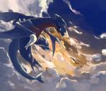ambiguous_gender bakawasima claws cloud feral garchomp nintendo open_mouth outside pokémon sky solo spikes teeth toe_claws tongue video_gamesRating: SafeScore: 7User: MMOXDate: May 02, 2017