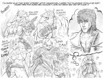 2016 <3 abs anthro avian beak bear belt big_breasts blaziken blue_eyes breasts claws clothing crossed_legs dialogue english_text featureless_breasts female fist_of_the_north_star hi_res holding_object human humanoid kenshiro looking_at_viewer machamp male mammal markings muscular muscular_female muscular_thighs nintendo non-mammal_breasts open_mouth panda pangoro pillow pltnm06ghost pokémon pokémon_(species) pokémorph scar shoulderpads simple_background socks_(marking) speech_bubble text toe_claws vest video_games yellow_scleraRating: QuestionableScore: 10User: WolfOfBladesDate: September 29, 2017