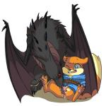 anal bat bdsm bondage bound conker cum duo erection licking mammal oral penguin_(artist) penis rimming rodent rope sex squirrel tongue tongue_out   Rating: Explicit  Score: 1  User: zingyzigzagoon  Date: May 24, 2015