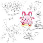 blue_eyes blush english_text feral headphones kirby kirby_(series) looking_at_viewer nintendo not_furry one_eye_closed text unknown_artist video_games wink  Rating: Safe Score: 1 User: Nuji Date: April 11, 2016