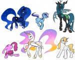 berry_punch_(mlp) butt c4tspajamas equine female feral friendship_is_magic horn horse male mammal minuette_(mlp) my_little_pony plain_background pony prince_blueblood_(mlp) princess_celestia_(mlp) princess_luna_(mlp) queen_chrysalis_(mlp) unicorn winged_unicorn   Rating: Safe  Score: 4  User: cowboy_brony  Date: April 19, 2015