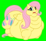 belly big_butt blob butt cutie_mark equine female feral fluttershy_(mlp) friendship_is_magic fur green_eyes guyfuy hair horse morbidly_obese my_little_pony overweight pegasus pink_hair pony what wings yellow_fur   Rating: Safe  Score: -5  User: Lordryu  Date: September 23, 2012