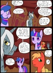 big_macintosh_(mlp) comic earth_pony equine feral friendship_is_magic group hair horn horse mammal metal_(artist) my_little_pony pony scar scratches twilight_sparkle_(mlp) unicorn