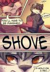 2015 adrian alpha_knows_best anthro blush canine clothed clothing comic duo english_text feline leopard male male/male mammal novus snow_leopard tanks teasing text wolf  Rating: Questionable Score: 7 User: Shadow1128 Date: July 01, 2015""