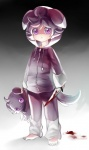 blood espurr hoodie human knife nintendo plushie pokémon purple_eyes video_games   Rating: Safe  Score: 4  User: iceenvy  Date: March 29, 2014