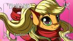 2015 applejack_(mlp) earth_pony equine female feral friendship_is_magic horse mammal my_little_pony neko-me pony solo  Rating: Safe Score: 6 User: Robinebra Date: October 14, 2015