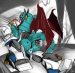 ! blush cum cum_inside eyes_closed female male male/female mechanical membranous_wings penetration pussy ripclaw sex smokescreen spanking transformers wings  Rating: Explicit Score: 7 User: Charcoal_inpachi Date: May 13, 2015""