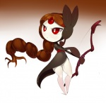 female humanoid legendary_pokémon meloetta nintendo pokémon red_eyes solo theboogie video_games weapon   Rating: Safe  Score: 8  User: Juni221  Date: June 09, 2013
