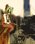 bear citadel city_17 cityscape female first_person_view green_hair gun hair half-life high_place munch necktie panda ranged_weapon unsafe weapon   Rating: Safe  Score: 2  User: Anomynous  Date: December 13, 2009