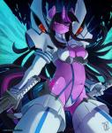 2016 anthro anthrofied black_background blue_background breasts cleavage clothed clothing crossover cutie_mark dual_wielding english_text equine female friendship_is_magic frown fur hair holding_object holding_weapon horn junketsu kill_la_kill legwear long_hair looking_at_viewer looking_down low-angle_view mammal melee_weapon multicolored_hair my_little_pony navel purple_eyes purple_fur purple_skin signature simple_background skimpy solo sword text twilight_sparkle_(mlp) unicorn weapon zwitterkitsuneRating: QuestionableScore: 25User: GameManiacDate: November 24, 2016