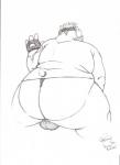 balls big_butt butt dirtymutt fat_ass fat_butt fatass male mammal morbidly_obese overweight pig porcine   Rating: Explicit  Score: 3  User: toboe  Date: March 02, 2013
