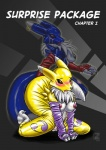 anthro breasts canine comic digimon female fox fur lactating mammal nipples nude piercing pussy renamon rubber s-nina shiny solo white_fur yellow_fur  Rating: Explicit Score: 19 User: NotMeNotYou Date: August 24, 2012